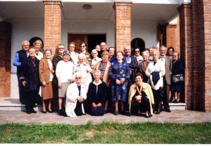 La Madonna della neve Moncucco S. Stefano B. Maggio 2001