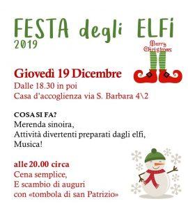 festa elfi 2019