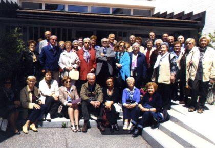 Altavilla incontro conclusivo gruppo pensionati